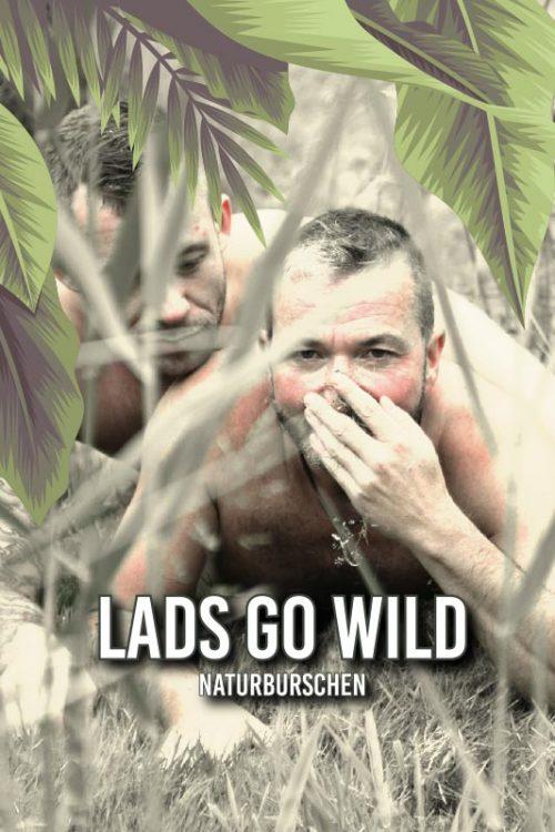 Lads go wild